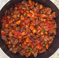 Nigerian/ African Food @ your service