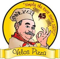 Urgent - VELOS PZZA - Experience Pizza / Line Cook - FT Days