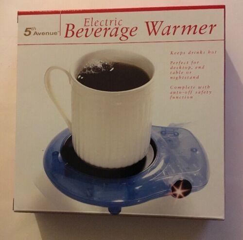 5th Avenue Electric Beverage Warmer, Model #2052