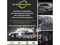 MOBILE DIAGNOSTIC + REMAPPING OFFER 10% OFF VW AUDI VAUXHALL GSI BMW