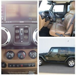 2011 Jeep Wrangler Sahara UNLIMITED SUV