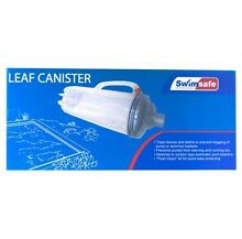 Pool cleaner leaf canister Swimsafe Carlingford The Hills District Preview