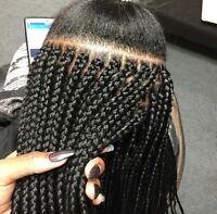 AFRICAN Braid, hairstyle, weave closure  in + more
