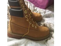 Tan timberlands for sale
