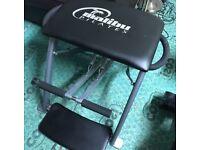 Malibu Pilates Chair workout