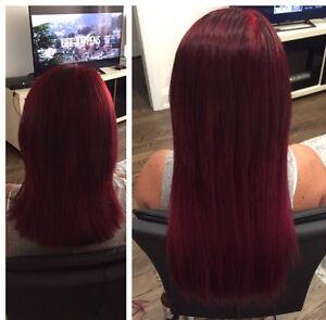 PROMO! Premium hair extensions- Tape or Fusion $300+ Oakville / Halton Region Toronto (GTA) image 2