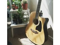 BRAND-NEW GUITAR for sell, perfect for begginers