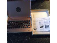 iPad mini wireless keyboard. Rose gold