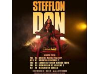 2x Stefflon Don standing tickets, O2 Forum Kentish Town, Thu 08 March 2018