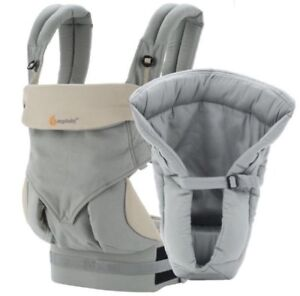 Ergobaby 360 carrier and infant insert