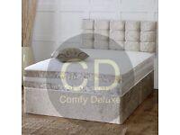 CRUSHED BED SETS