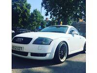 Audi TT Quattro Turbo