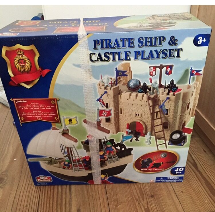 Scenic Boys Toys Pirate Ship And Castle Playset From Smyths  In County  With Exciting Boys Toys Pirate Ship And Castle Playset From Smyths With Breathtaking Garden Swings For Kids Also Garden Storage Box Plastic In Addition Terracotta Garden Thermometer And Garden Structures As Well As Garden Evergreens Additionally Seattle Garden Club From Gumtreecom With   Exciting Boys Toys Pirate Ship And Castle Playset From Smyths  In County  With Breathtaking Boys Toys Pirate Ship And Castle Playset From Smyths And Scenic Garden Swings For Kids Also Garden Storage Box Plastic In Addition Terracotta Garden Thermometer From Gumtreecom