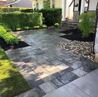 Interlocking Driveways & Patios | Interlocking Landscape