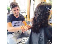 London based Hairdresser / Wedding hair