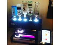 Automated cocktail maker new to the UK !!