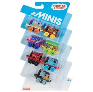 Sealed Thomas and friends minis 7 packs 2017