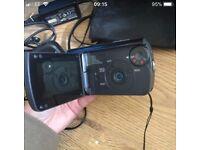 Panasonic SDR S10 camcorder