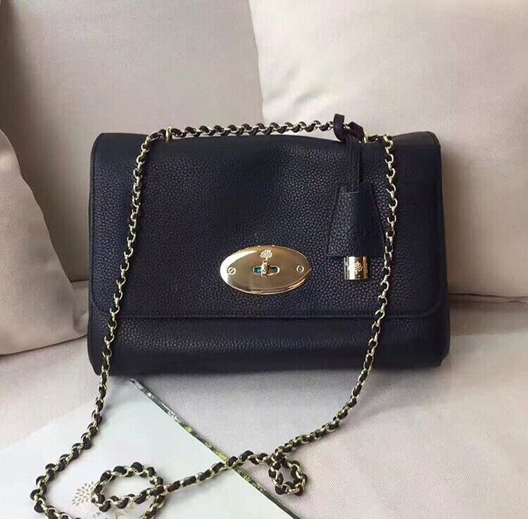 073b7c9192 Mulberry lily bag - black | in London | Gumtree