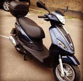 piaggio zip or fly 100 cc engine for sale needs pipe and