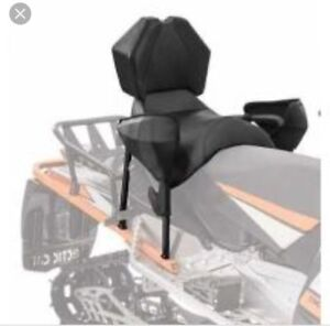 Arctic Cat 2-up Seat kit with Hitch Bumper