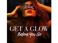 Spray tanning expert - glam and glow mobile tanning for Birmingham area