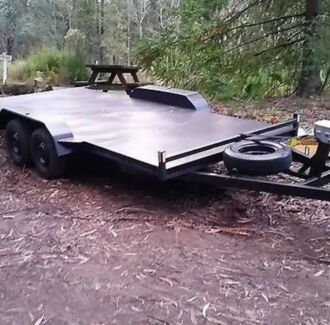 CAR TRAILER HIRE $50 PER 24 HOURS Awaba Lake Macquarie Area Preview