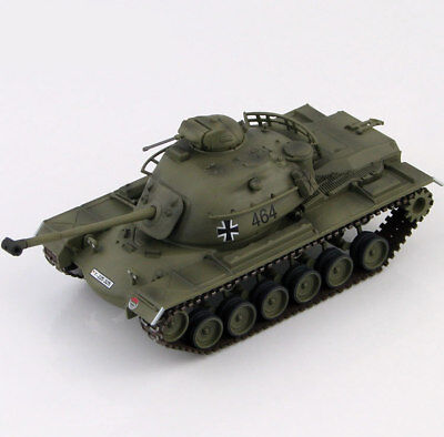 Used, Hobby Master US M48A2 Patton medium tank Bundeswehr, PzBtl 24, Braunschweig 1962 for sale  Shipping to Canada