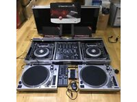 DJ equipment (CDJ and Vinyl) - Traktor