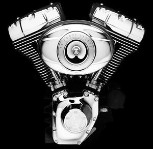Harley Davidson Performance Upgrade Twin Cam 88 to Twin Cam 110