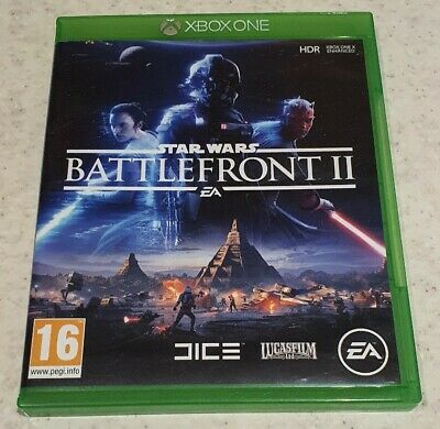 Star Wars: Battlefront II - 2 for Microsoft Xbox One