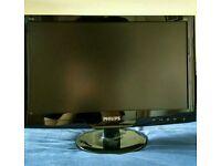 Philips 19 inch HD monitor