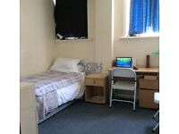 Ensuite double room in Queens Park available now – ID:11089