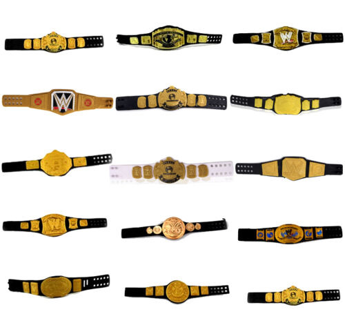 WWE NXT Title Belt Wrestling Figure Heavyweight Elite Championship Accessory Toy