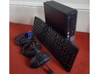 DELL OPTIPLEX 780 USFF CORE 2 DUO USFF DESKTOP PC 2.93GHz/4GB/250GB/WIN 10 PRO