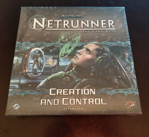 Android Netrunner - Creation and Control Deluxe Expansion