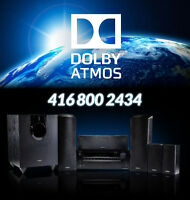 Onkyo HTS7700 Dolby Atmos - Wrrty till Dec 2017 + Speaker Stands