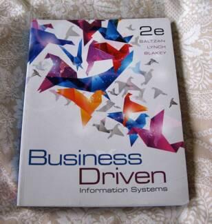 Business Driven Information Systems - Baltzan, Lynch, Blakey - 2E