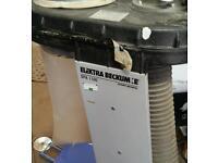 Elektra beckum workshop vacuum