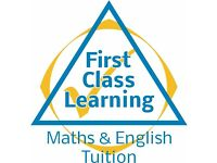 Experienced Maths + English Tutor providing tuition in Sidcup for £15 a week. 50% off first 4 weeks.