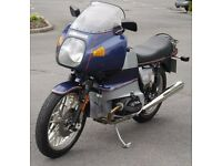 BMW R100RS 1979 Classic Motorcycle No expense spared full restoration