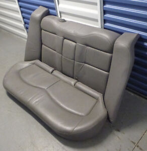 Leather Back Seat from Honda Accord 1998-2002