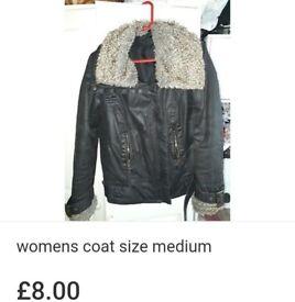 Womens coat size medium