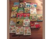 Childrens small books book bundle nursery rhymes etc