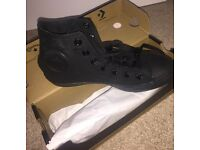 BRAND NEW! All Black Chuck Taylor All Star Converse