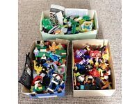 Lego Job Lot 3x Boxes - 3.5kg Great Condition!