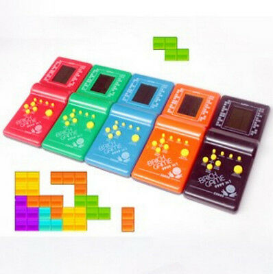 Легендарный Тетрис Tetris Game Hand Held LCD Electronic Game
