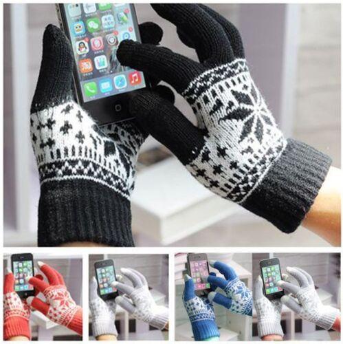 Screen Magic Gloves Unisex Mens Women Ladies Winter Christmas Xmas Gifts