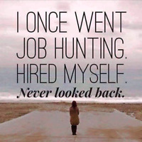 Want to work for yourself?