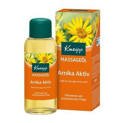 Kneipp Massageöl Arnika Aktiv · 100 ml · PZN 16401221